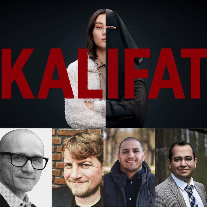 """Den svenske serie """"Kalifat"""" og drømmen om en Jihottie"""