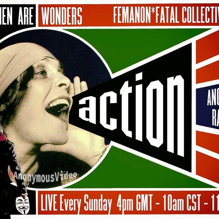 FemAnonFatal Ep 4 #Activism #OpFemaleSec Unity