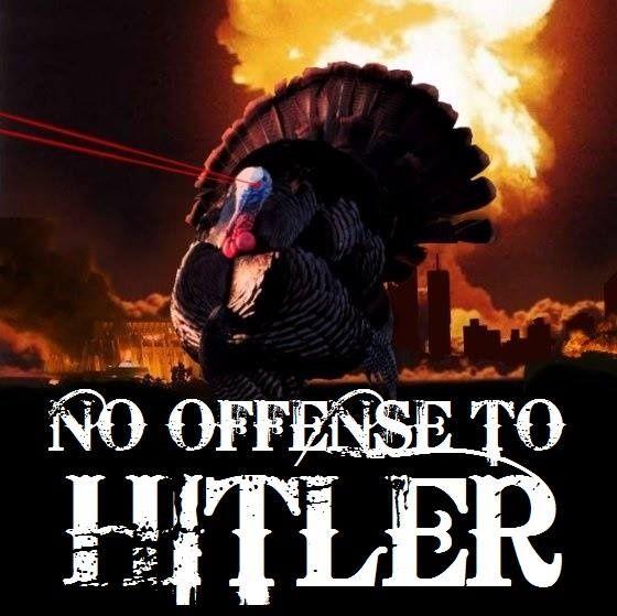 #9: No Offense to Hitler
