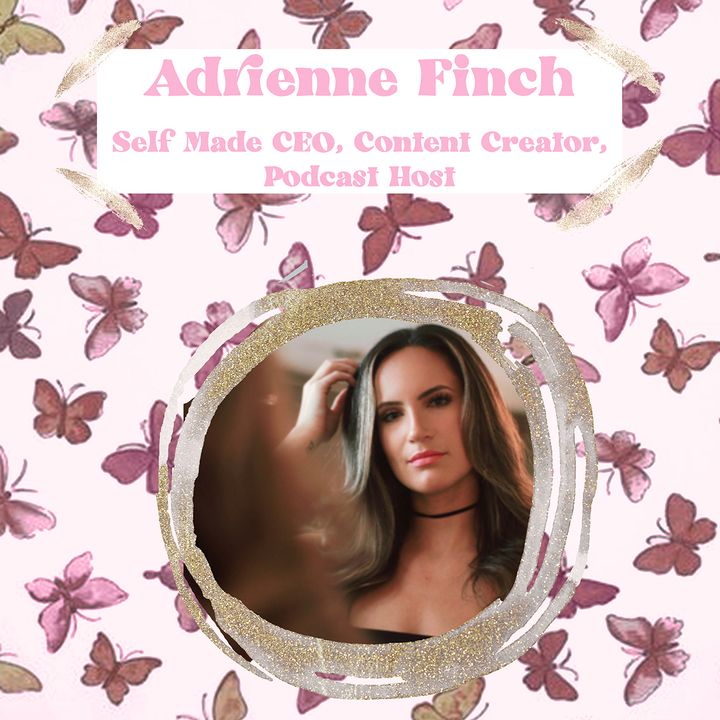 13. How to manifest the life of your dreams, with Adrienne Finch