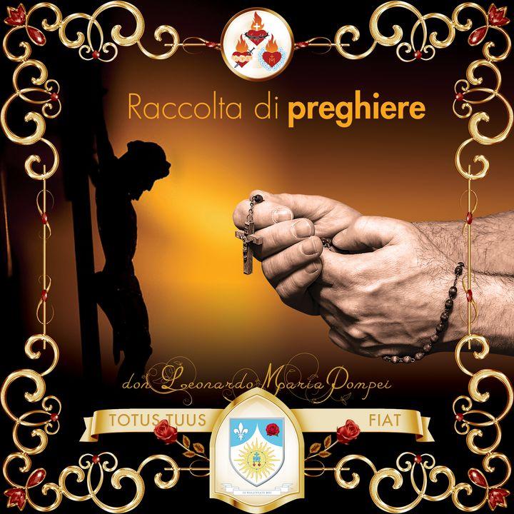 Preghiere cristiane e santi rosari recitati