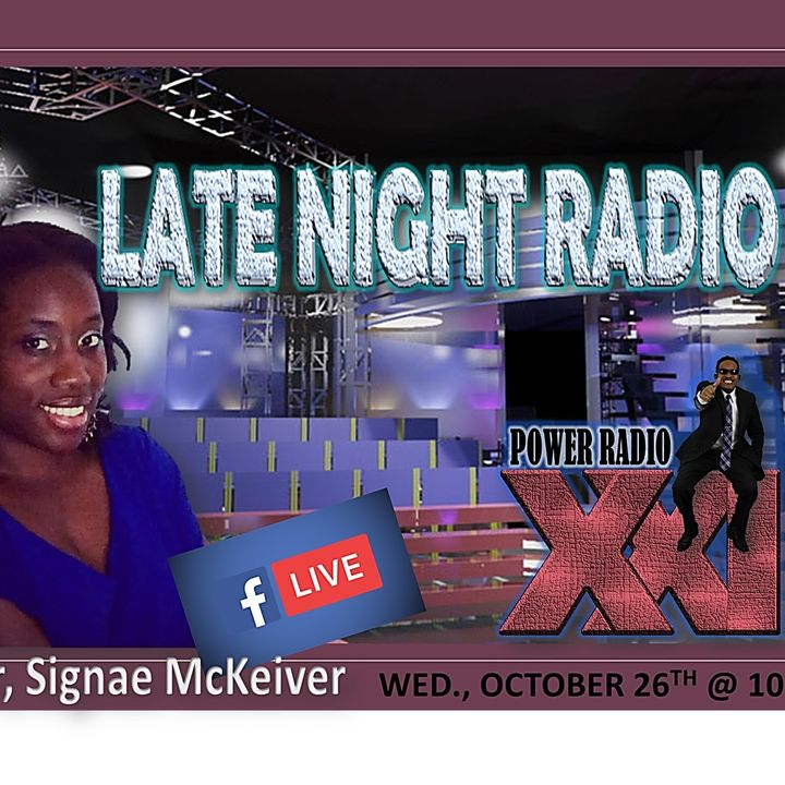 MONEY MATTERS with Signae Mckeive