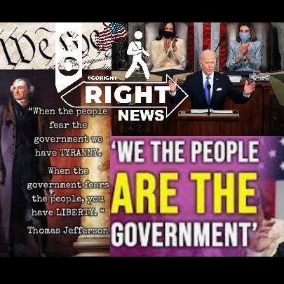 We the People is Government is Biden's Communist Manifesto