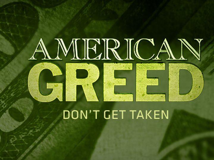 Women Money Greed and Deceit