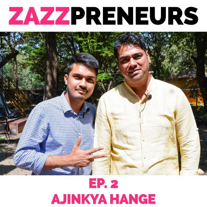 #OrganicFarming: Ajinkya Hange