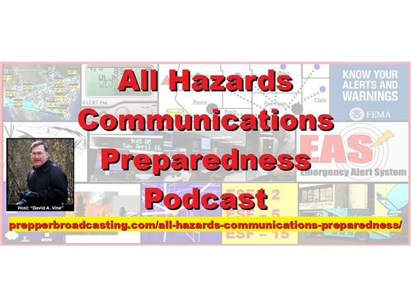 American Redoubt Radio with All Hazards CommPrep on PBN