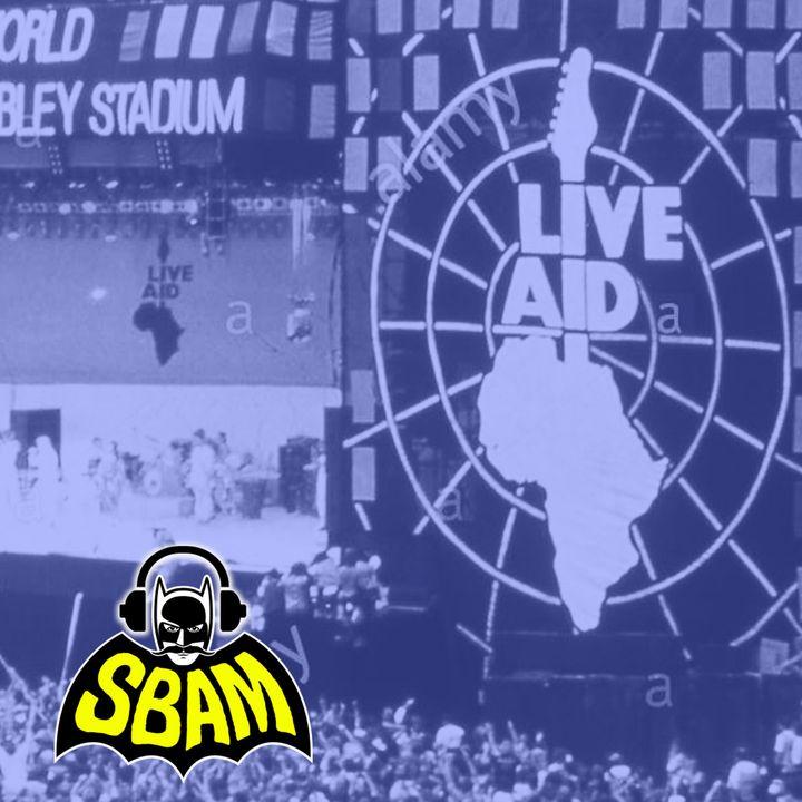 Ep. 24   Live Aid: l'apice della cultura pop del '900