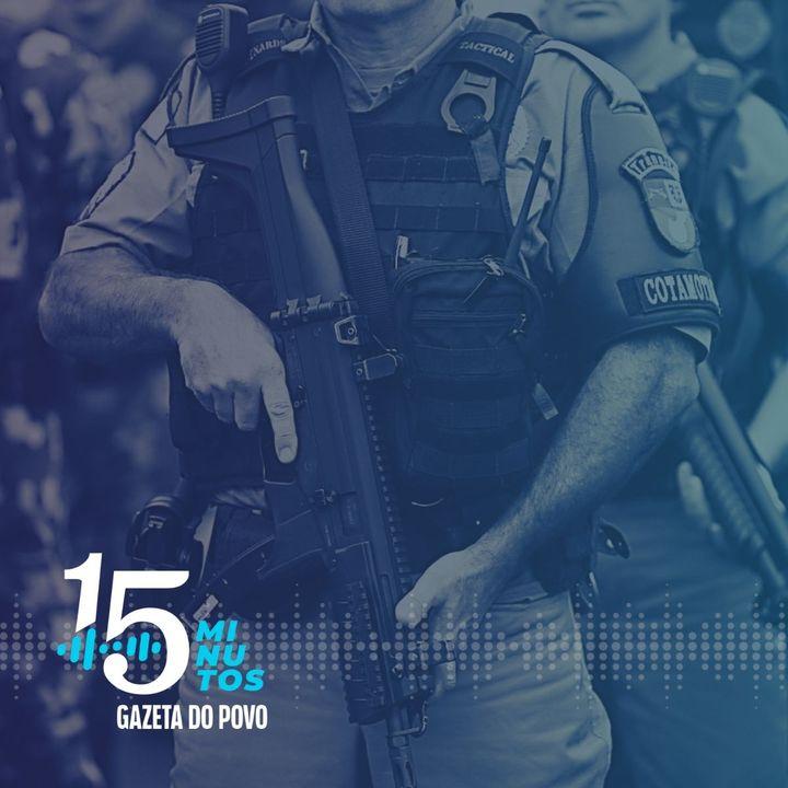 O perdão de Bolsonaro para policiais que matam em serviço