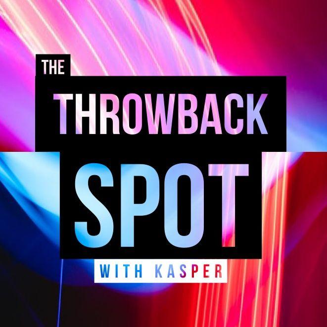 The Throwback Spot with Kasper test break!