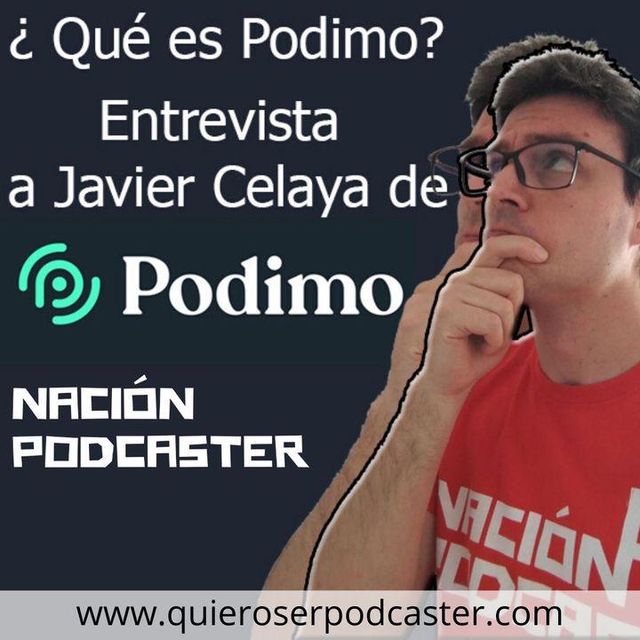 173. ¿Qué es Podimo? Entrevista a @javiercelaya @Podimo_Global
