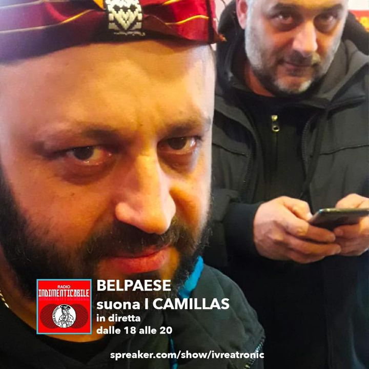 BELPAESE SUONA I CAMILLAS