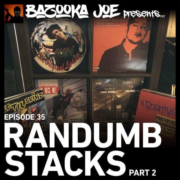 BJP Episode 35 (Radnumb Stacks 2)