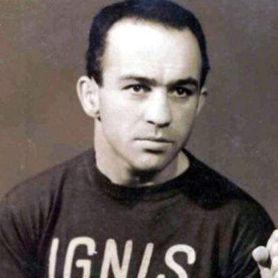 2° Campione Mondiale Italiano Mario D'Agata
