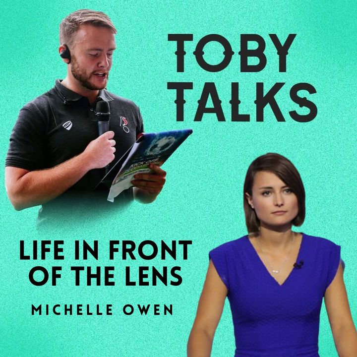 Ep 7: Life in front of the lens with Michelle Owen