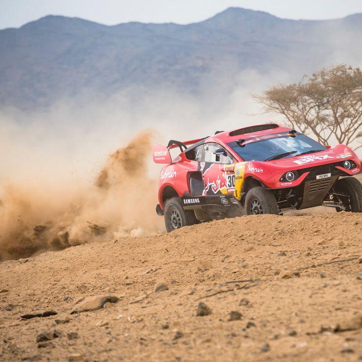 Bienvenido 2021 Previa Dakar #5