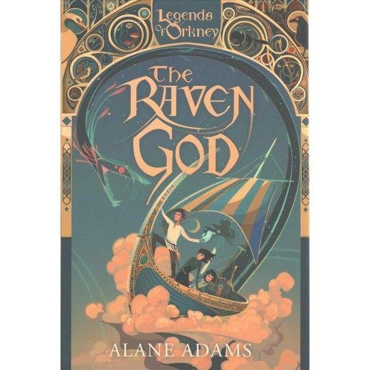 Alane Adams Raven God