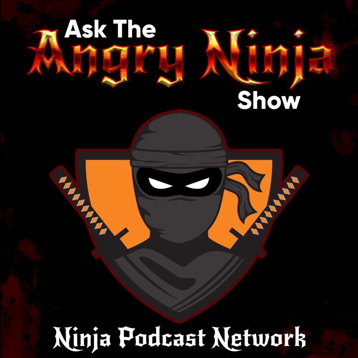 Ask the Angry Ninja Worst Endings in TV and Movies
