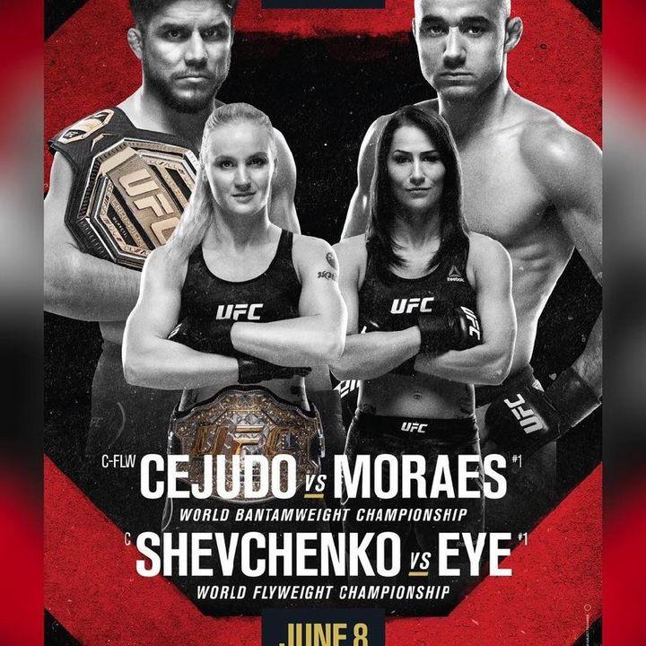 Preview Of UFC238 Prelims Two Possible Title Shot's Fight's!! Tatiana Suarez-Nina Ansaroff+Aljamain Sterling-Pedro Munhoz!!!Don't Miss This!