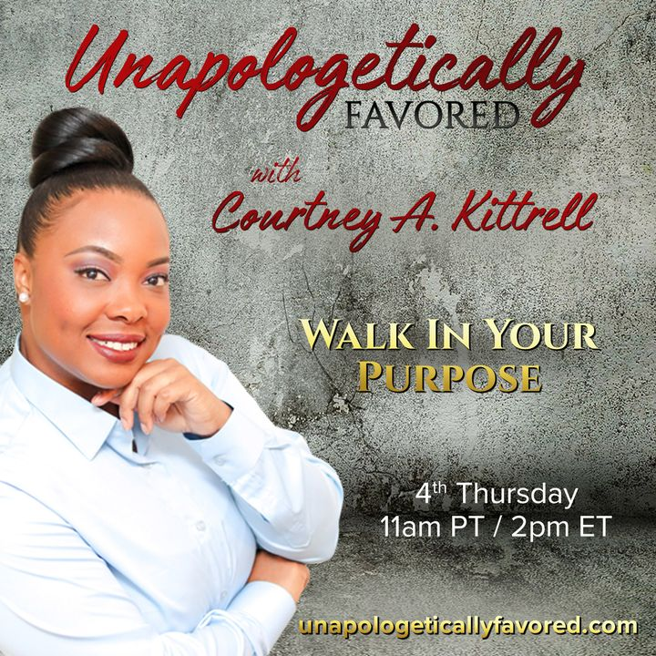 Senior Chief Petty Officer in the US Navy–Proud Lesbian Leader & Mentor–Author of Unapologetically Favored Courtney Kittrell!