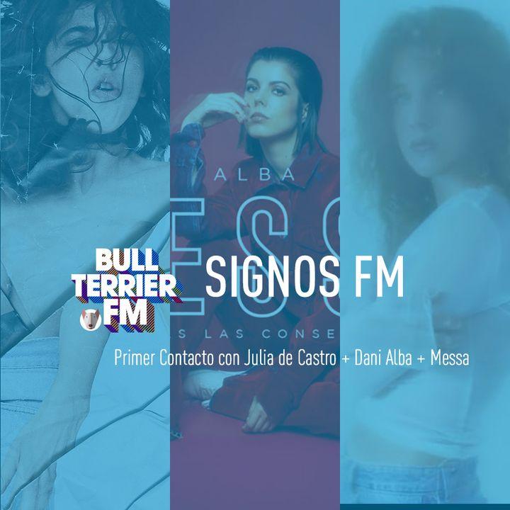 SignosFM Primer Contacto con Julia de Castro + Dani + Alba Messa