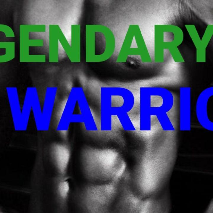 I AM A LEGENDARY WARRIOR AFFIRMATIONS