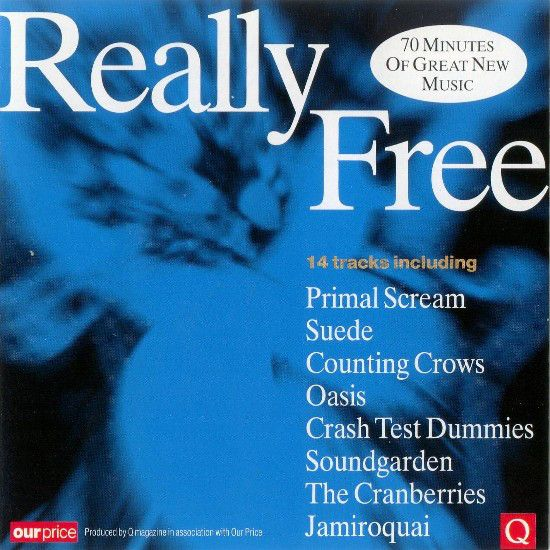 Free With This Months Issue 18 - Michael Dryburgh selects Q Magazine Really Free
