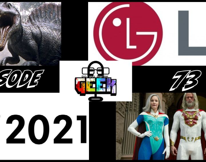 Episode 73 (Jupiter's Legacy E3 2021, Elon Musk, LG,  and more)