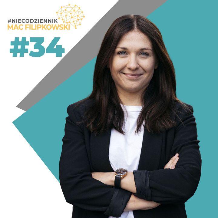 #NIECODZIENNIK-jak zbudować zgrany zespół-Kasia Godlewska