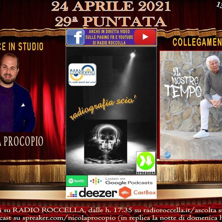 Radiografia Scio' - N.29 del 24-04-2021