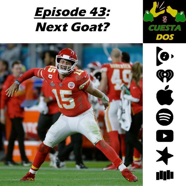 43. Next Goat?