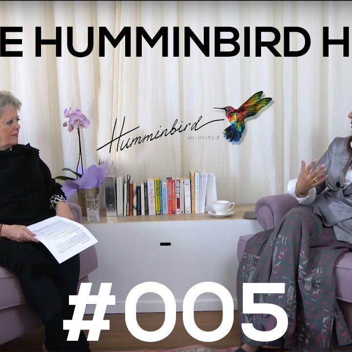 The Humminbird Hub #005 - Winky Singh