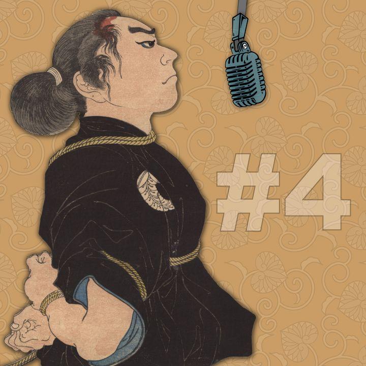 Ep. 4 - Kinbaku e Shibari, il bondage giapponese