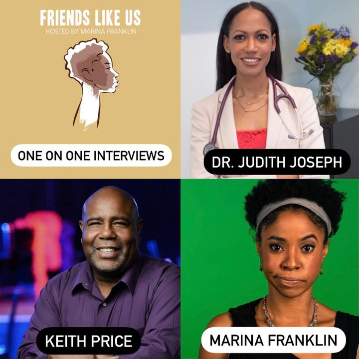 A One-On-One With Dr. Judith Joseph And Keith Price