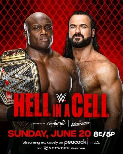 TV Party Tonight: Hell in a Cell (2021)