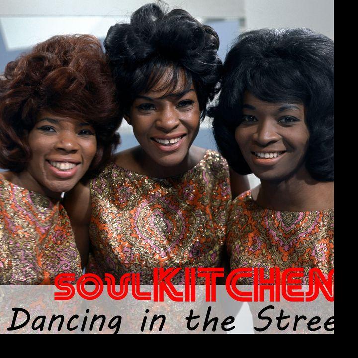Dancing in the street - Soul Kitchen Playlist
