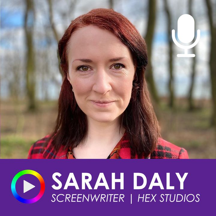 CFFN Podcast 04 Sarah Daly