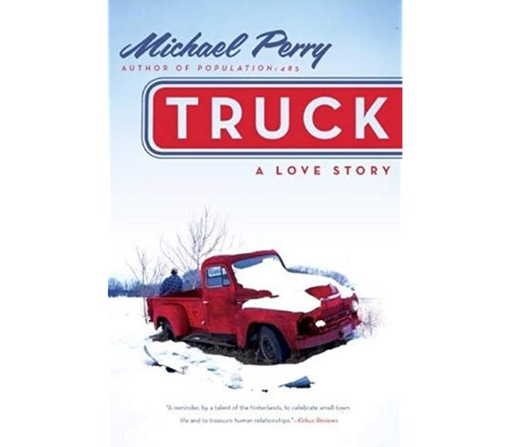 Book - Truck: A Love Story