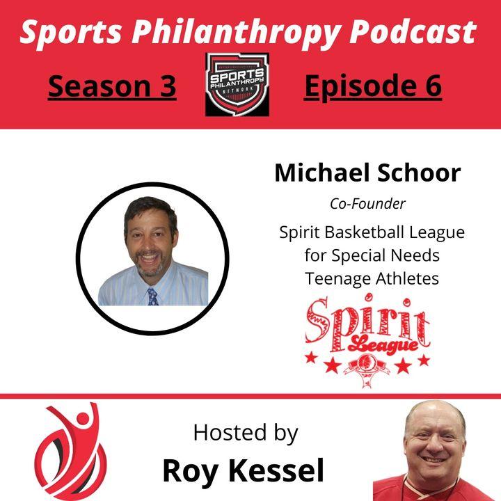 S3:EP6--Michael Schoor, Spirit League