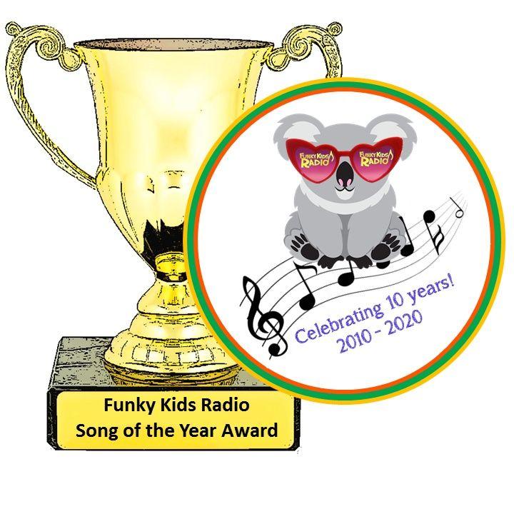 AWARDS - Funky Kids Radio