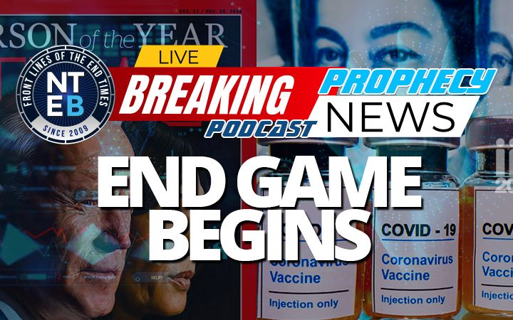 NTEB PROPHECY NEWS PODCAST: Just This Week We Have Confirmed Space Aliens, Global Vaccinations, And Spiritual Deception On Every Level