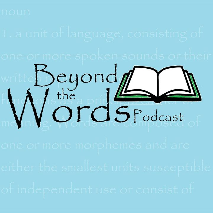 Beyond the Words Episode 36: Covers and Blurbs