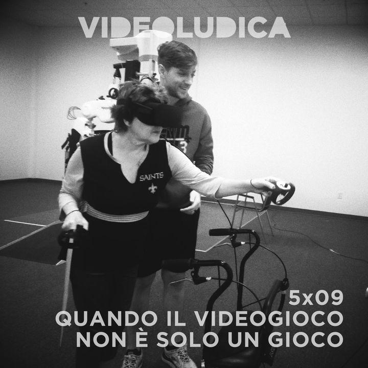 VL 5x09: QUANDO IL VIDEOGIOCO NON E' SOLO UN GIOCO