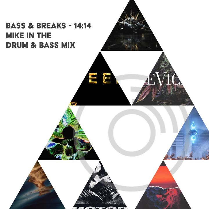 14:14 - Mike in the drum & bass mix