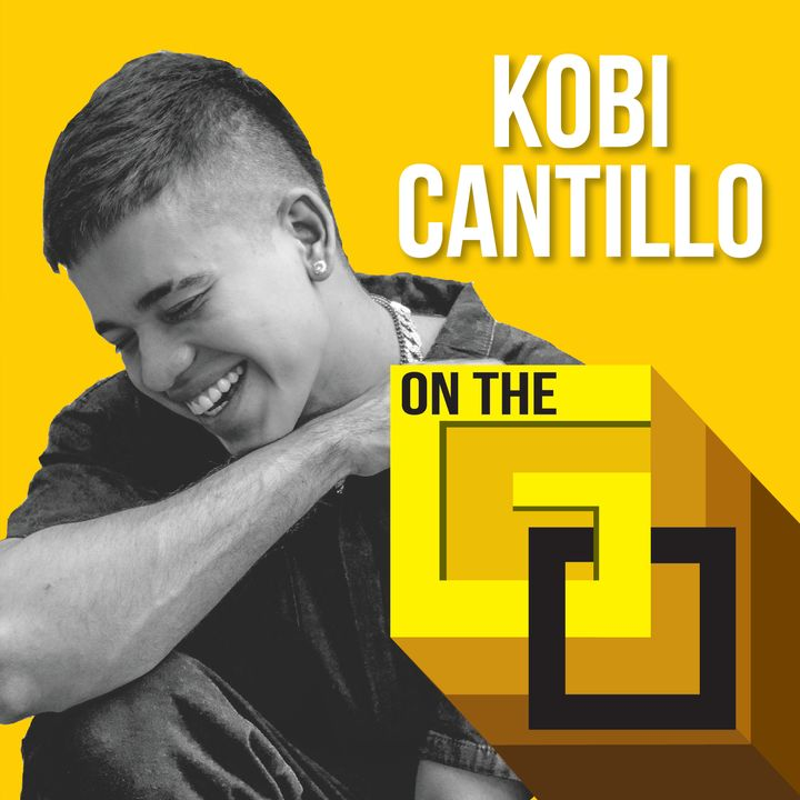 44. On The Go, El Podcast @ Home with Kobi Cantillo