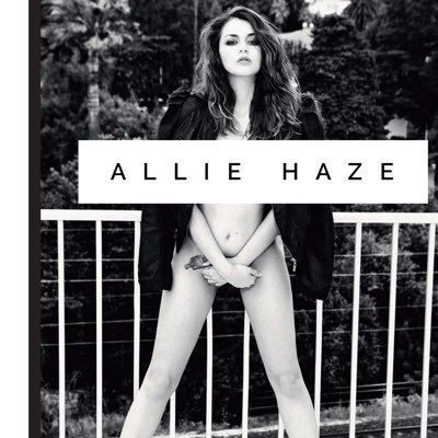 Allie Haze Strikes Back!