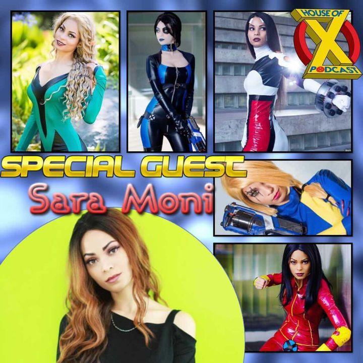 Episode 38 - Interview with Cosplayer SARA MONI