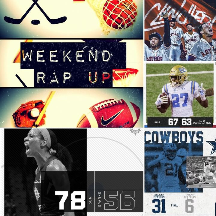 """Ep. 146- """"More Exciting This WeekendNFL or NCAA?"""""""