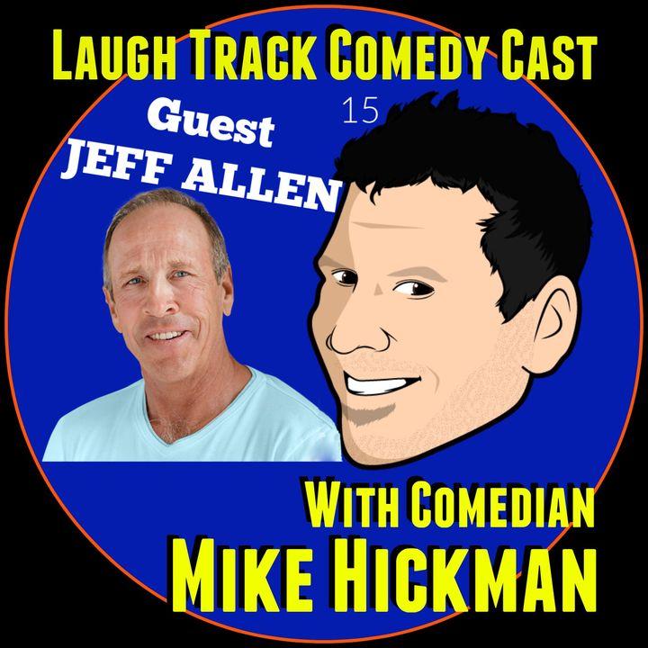 Laugh Track Comedy Cast 15-Jeff Allen