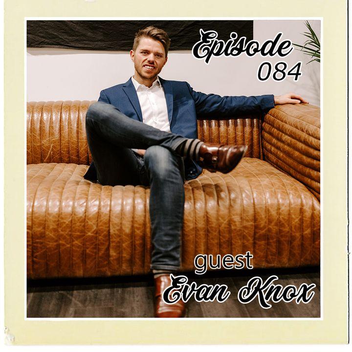 The Cannoli Coach: Caffeine Marketing w/Evan Knox | Episode 085