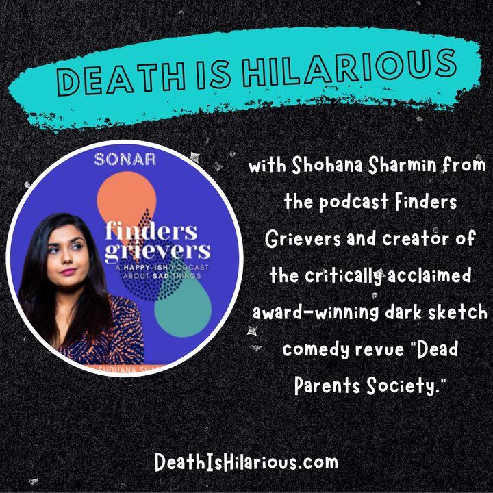 Interview with Comedian Shohana Sharmin